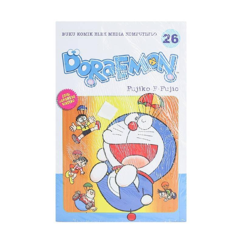 Elex Media Komputindo Doraemon 26 202576702 by Fujiko F. Fujio Buku Komik [Terbit Ulang]