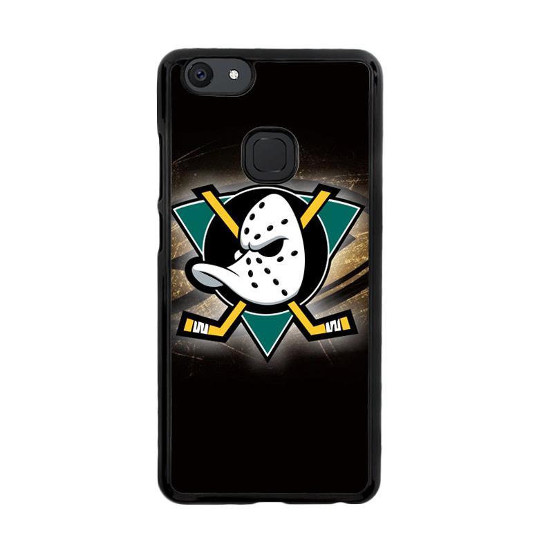 Flazzstore Anaheim Mighty Ducks Nhl Z3280 Custom Casing for Vivo V7