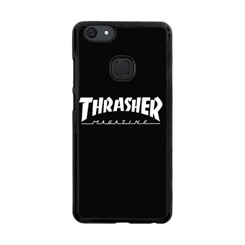 Flazzstore Thrasher Magazine Skate Z4741Custom Casing for Vivo V7