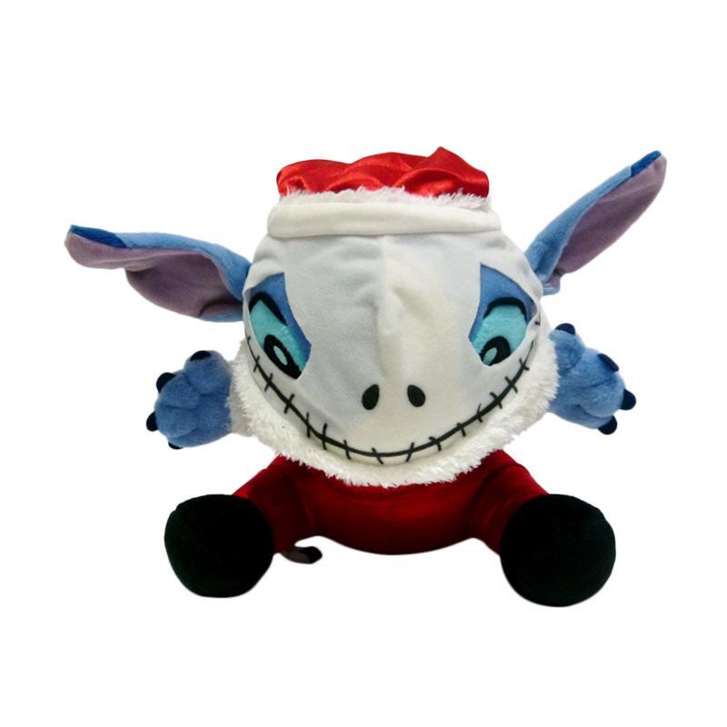 harga SEGA Disney Stitch Santa X Jack Nightmare Before Christmas Boneka   Original  Blibli. 3eb7b6da85