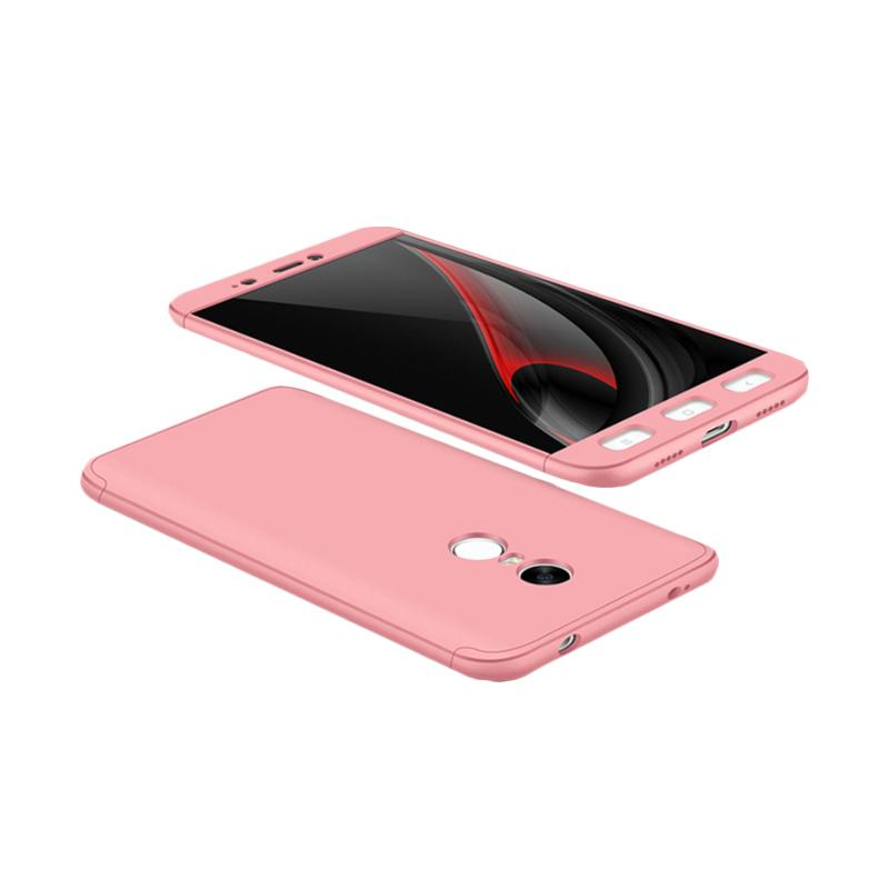 size 40 fa55f da611 Xiaomi Redmi Note 4 (Snapdragon)/ Note 4x Full Cover Armor Baby Skin Hard  Case - Rose Gold