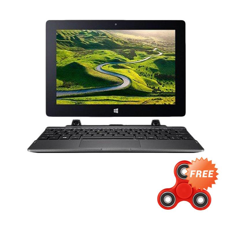 Acer Switch One SW1-011 NT.LCTSN.001 Notebook - Black Silver + Free Fidget Spinner