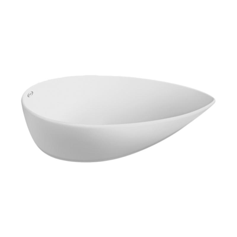 AER CWB 08-O Washbasin Wastafel - White