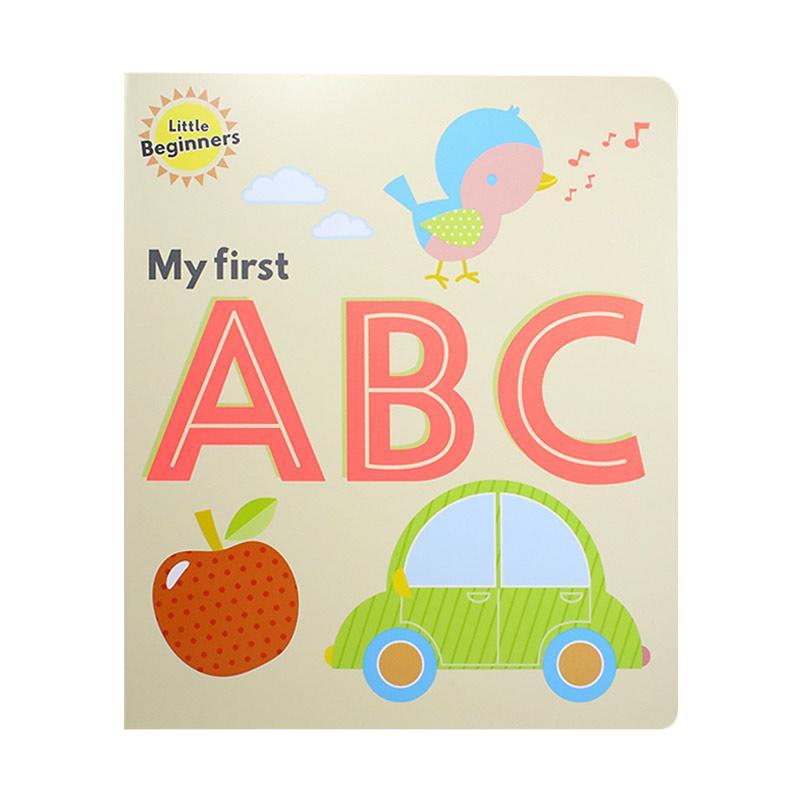 Lake Press Little Beginners My First ABC Buku Anak