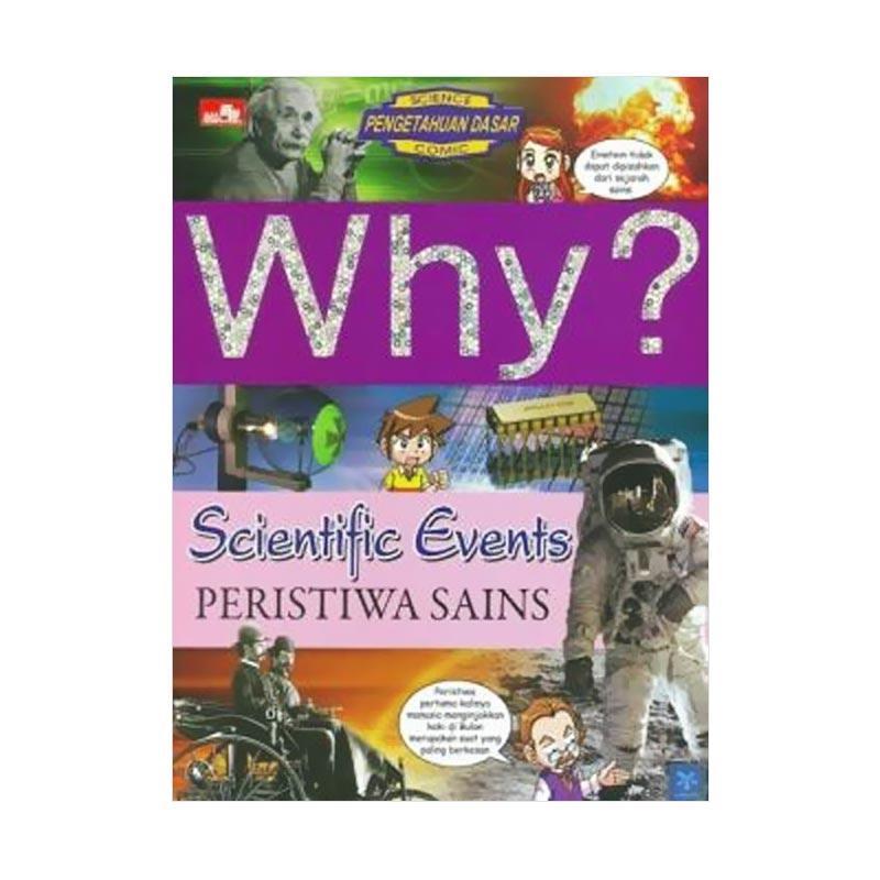 Elex Media Komputindo Why Sciencetifik Events by Yearimdang Buku Edukasi