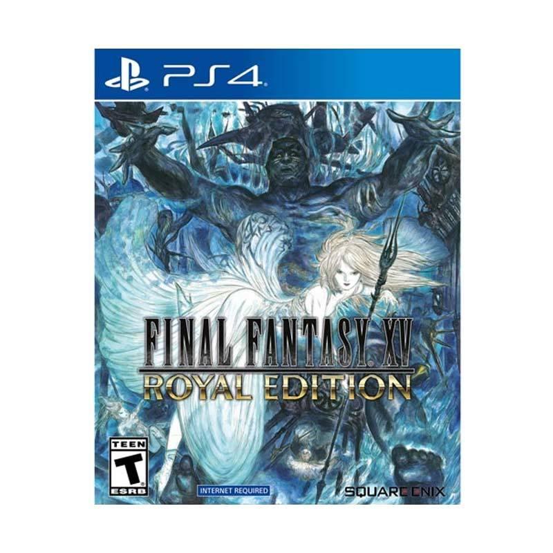 harga SONY PS4 Final Fantasy XV Royal Edition DVD Game (R3) Blibli.com