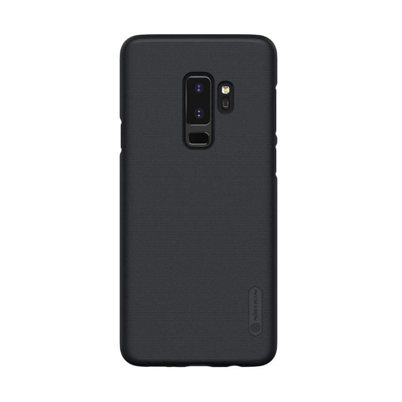 Nilikin Hardcase Casing for Samsung Galaxy S9 Plus - Black