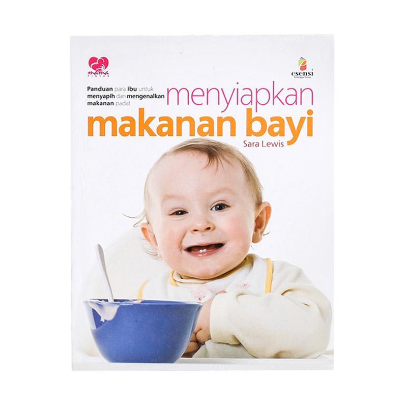 harga Erlangga Mama Pintar: Menyiapkan Makanan by Sara Lewis Buku Parenting Blibli.com