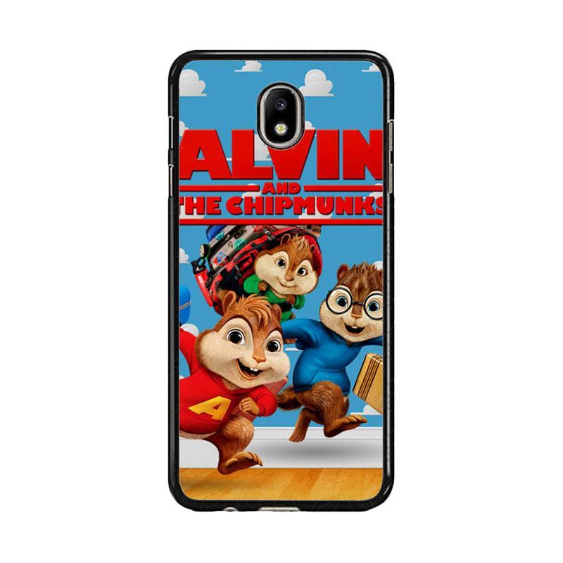 Acc Hp Alvin And Chipmunks L0312 Custom Casing for Samsung J7 Pro
