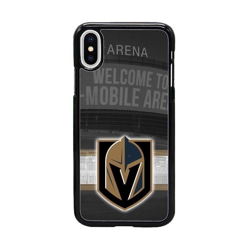Acc Hp Vegas Golden Knights W5005 Custom Casing for iPhone X