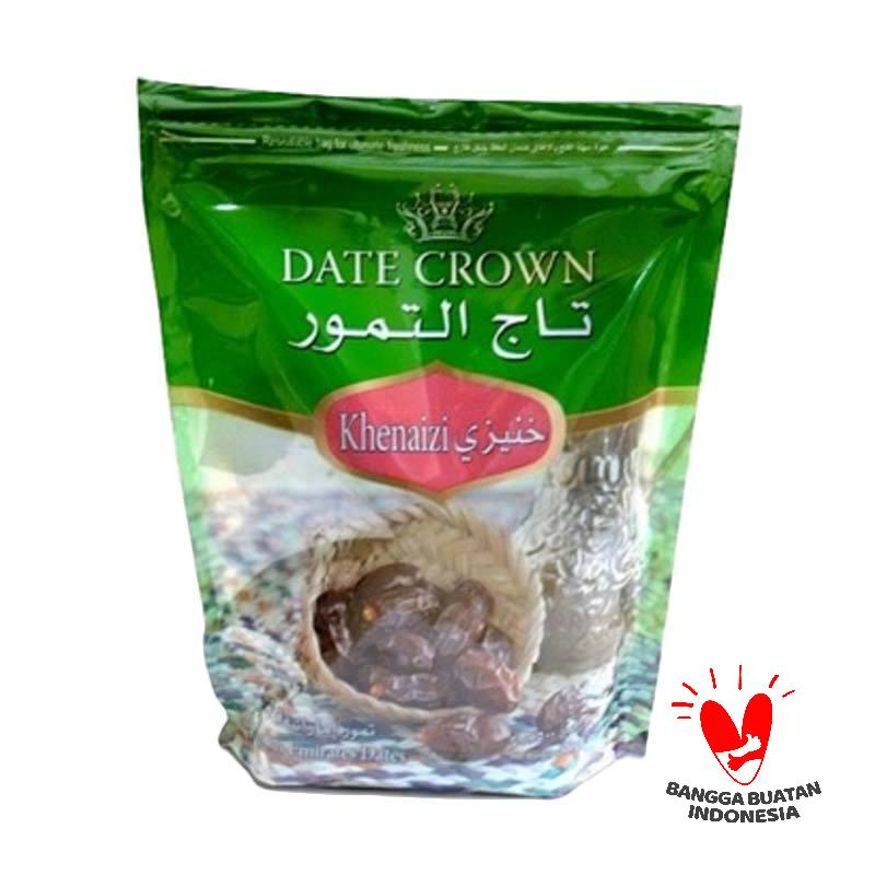 harga Date Crwon Khenaizi Premium Kurma [250 g] Blibli.com