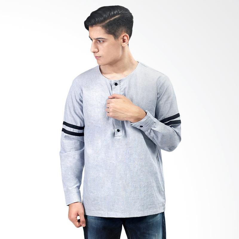 harga Inficlo Kaos Distro Kasual T-Shirt Pria [SCR 298] Blibli.com