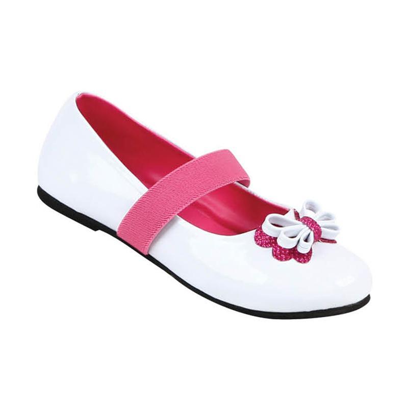 Zeintin ZSAP07 Sepatu Anak Perempuan - Putih