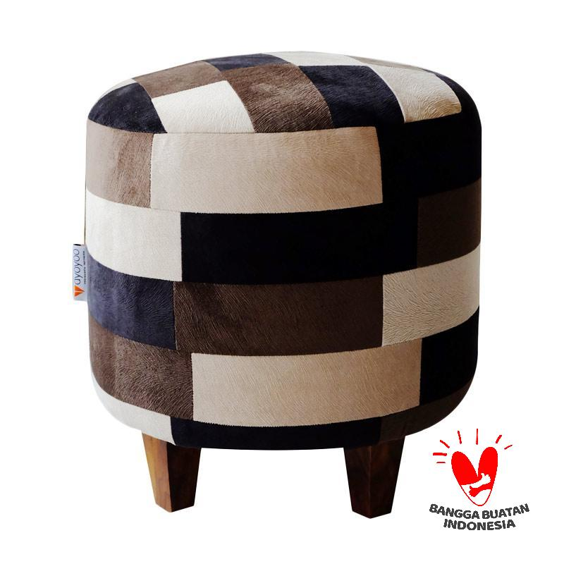 Ayoyoo Tiramisu Barrel Stool