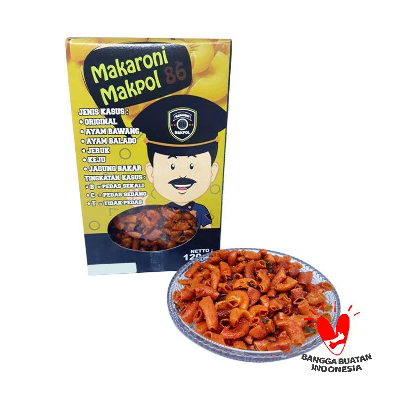 harga Makpol 86 Ayam Balado Pedas Sedang Makaroni Kering Blibli.com