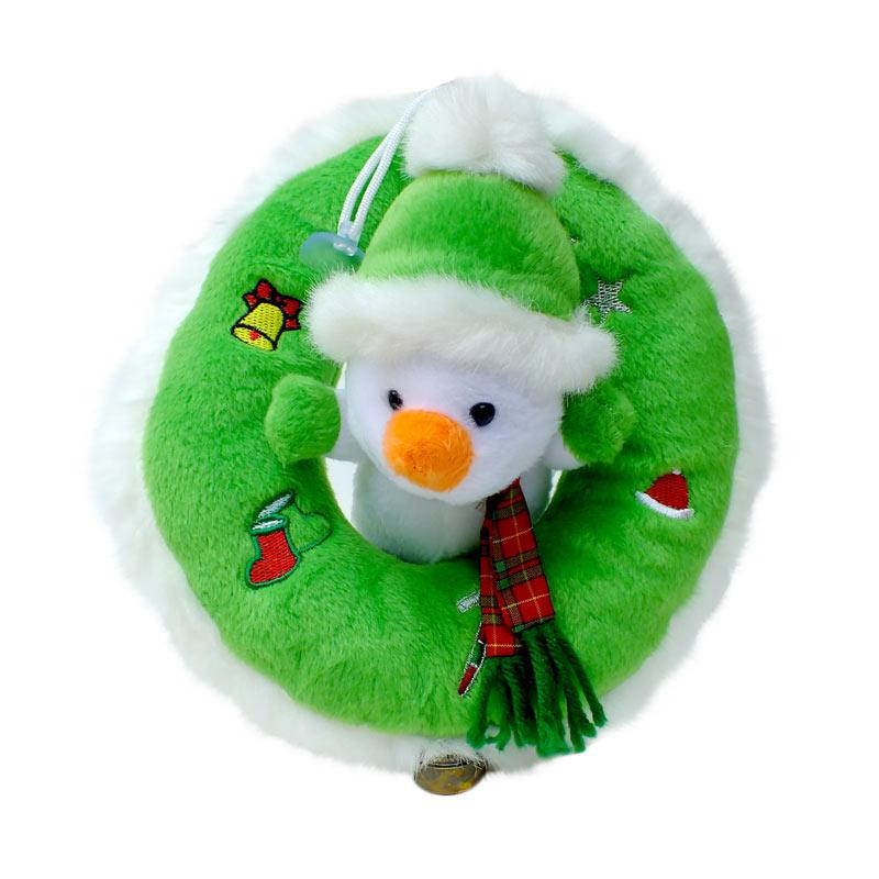 harga Galeri Boneka Hiasan Natal Snowman Boneka Blibli.com