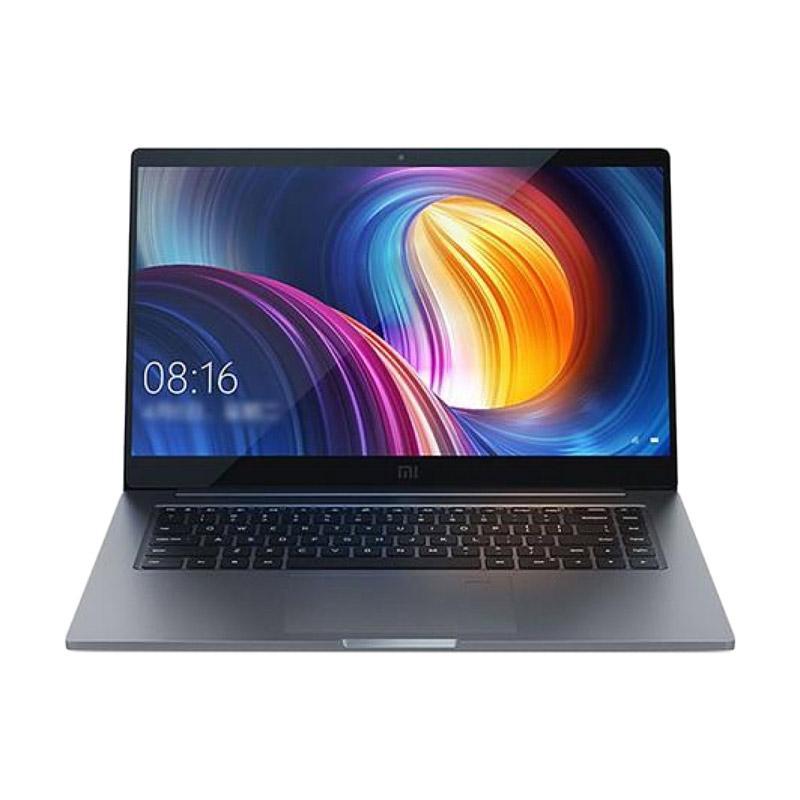 harga Xiaomi Mi NoteBook Pro 15 Laptop - Grey [i7-8550/8GB/256GB SSD/MX150-2GB/15.6