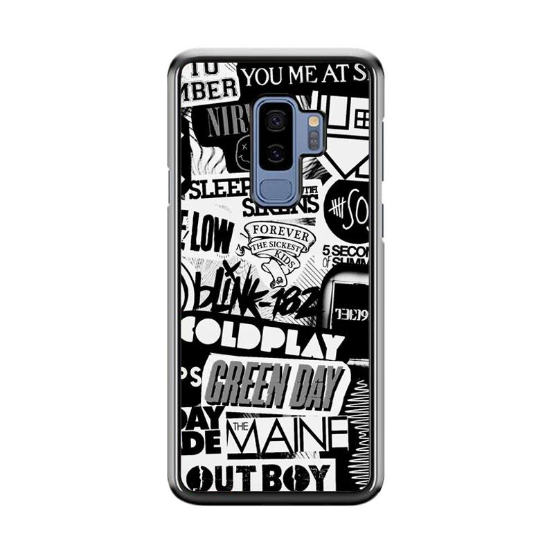 harga Flazzstore The Xx Coldplay Arctic Monkeys The Neighbourhood Sleeping With Sirens The 1975 Band Z0252 Premium Custom Casing for Samsung Galaxy S9 Plus Blibli.com
