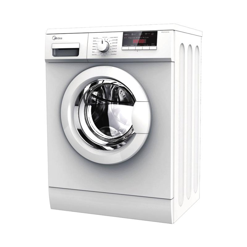 Midea MFG80-BS1203 Mesin Cuci [Front Loading/ 8 kg]