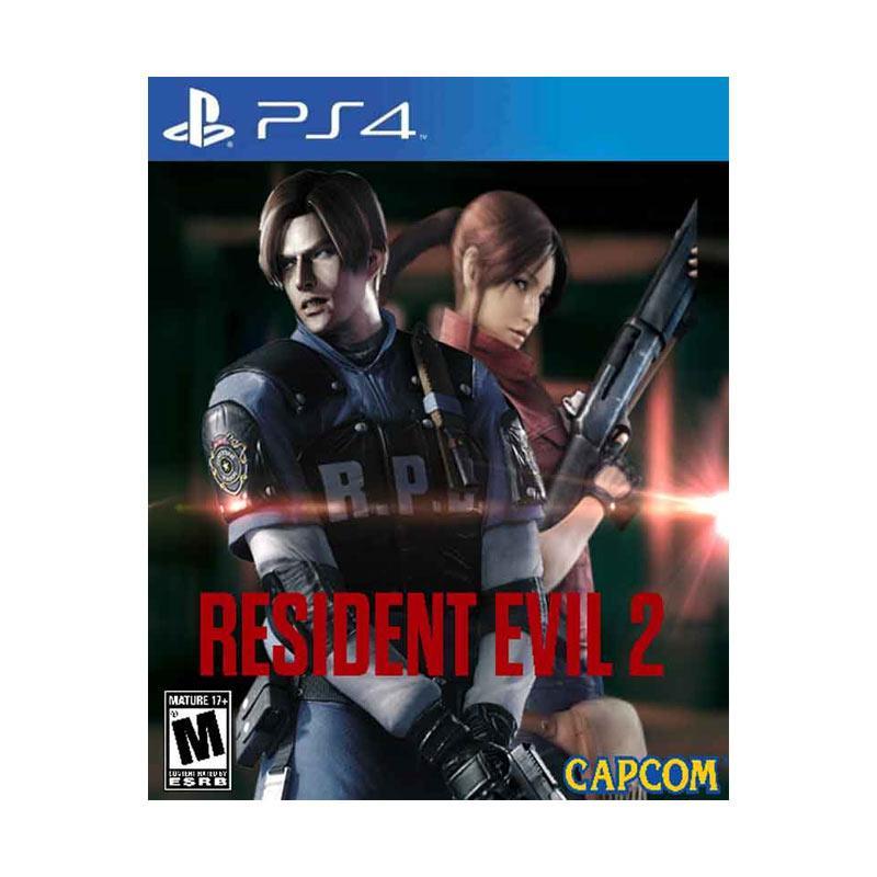 Jual Sony Ps4 Resident Evil 2 Dvd Game Online Oktober 2020 Blibli Com