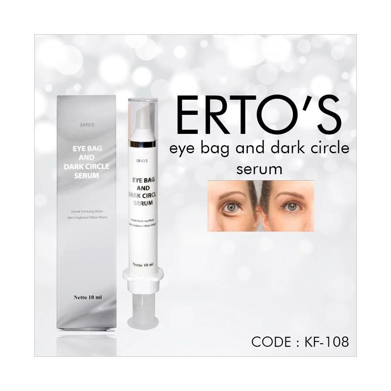Jual Ertos Eye Bag And Dark Circle Serum Serum Kantung Mata 10 Ml