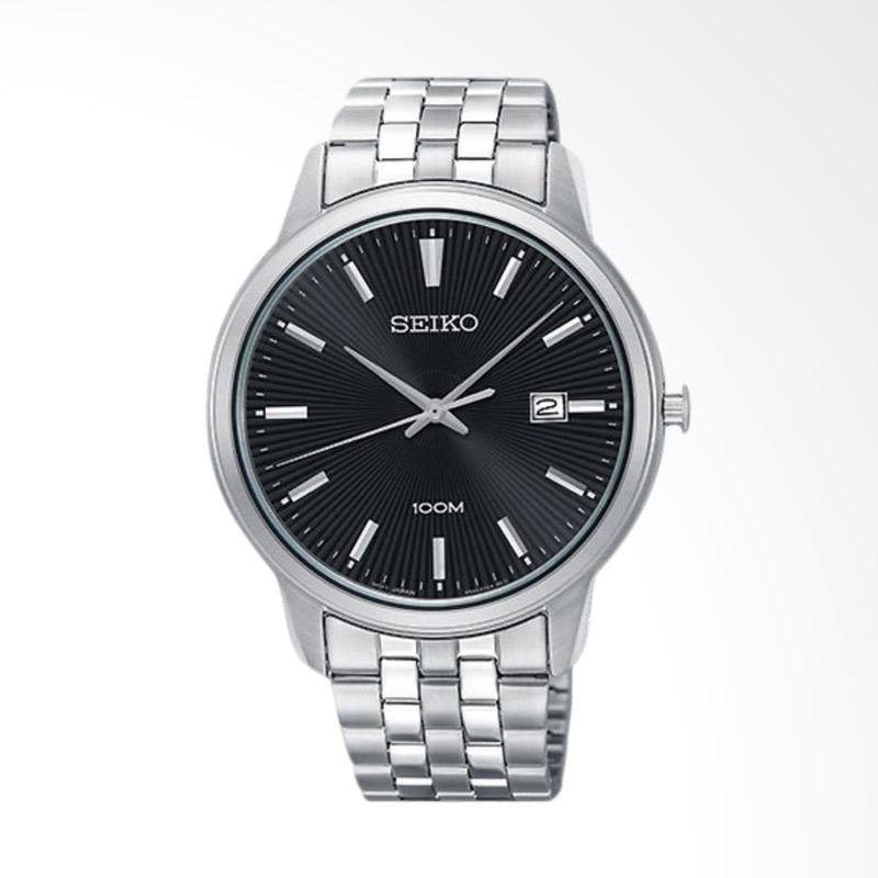 Strap Kulit Fashion Accessories. Source · Jual Seiko Neo Classic Black Dial .