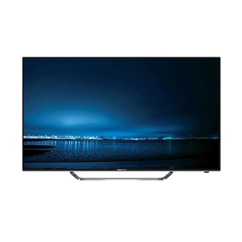 harga POLYTRON PLD43S883 LED TV - Black [43 Inch/ FHD] Blibli.com