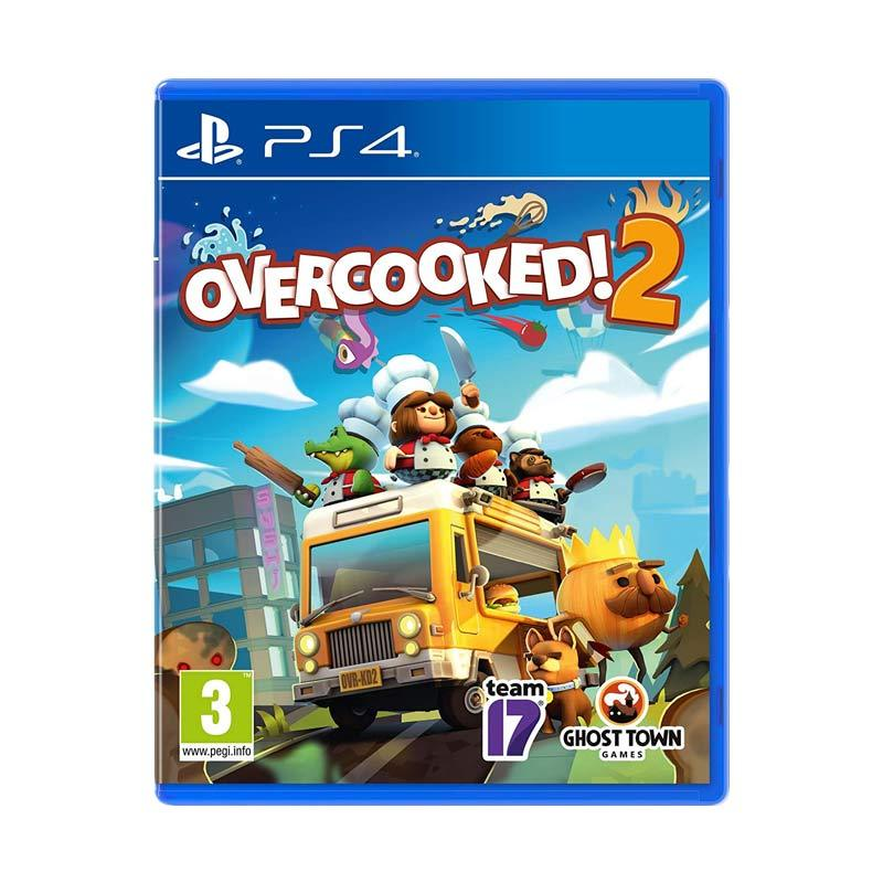 SONY PlayStation 4 Overcooked 2