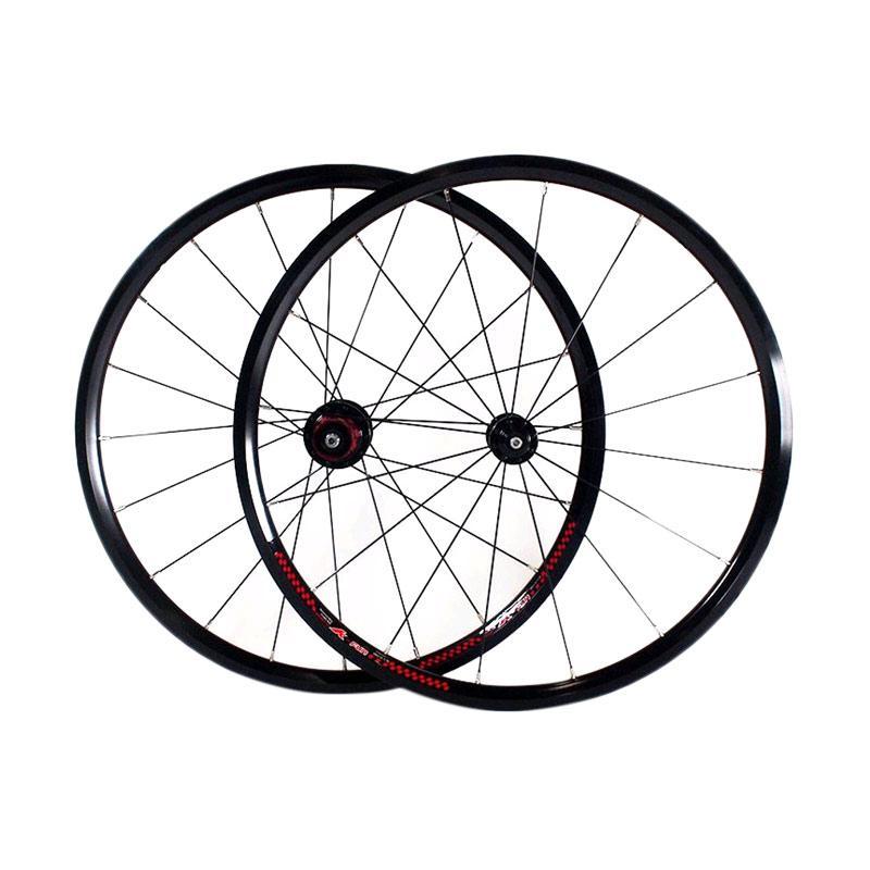 Litepro K Fun Wheelset Vbrake Black 20 Inch