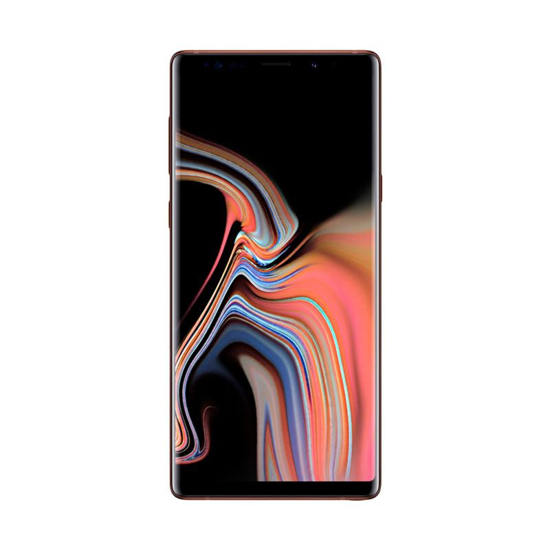 Samsung Galaxy Note9 Smartphone Metallic Copper 128GB 6GB