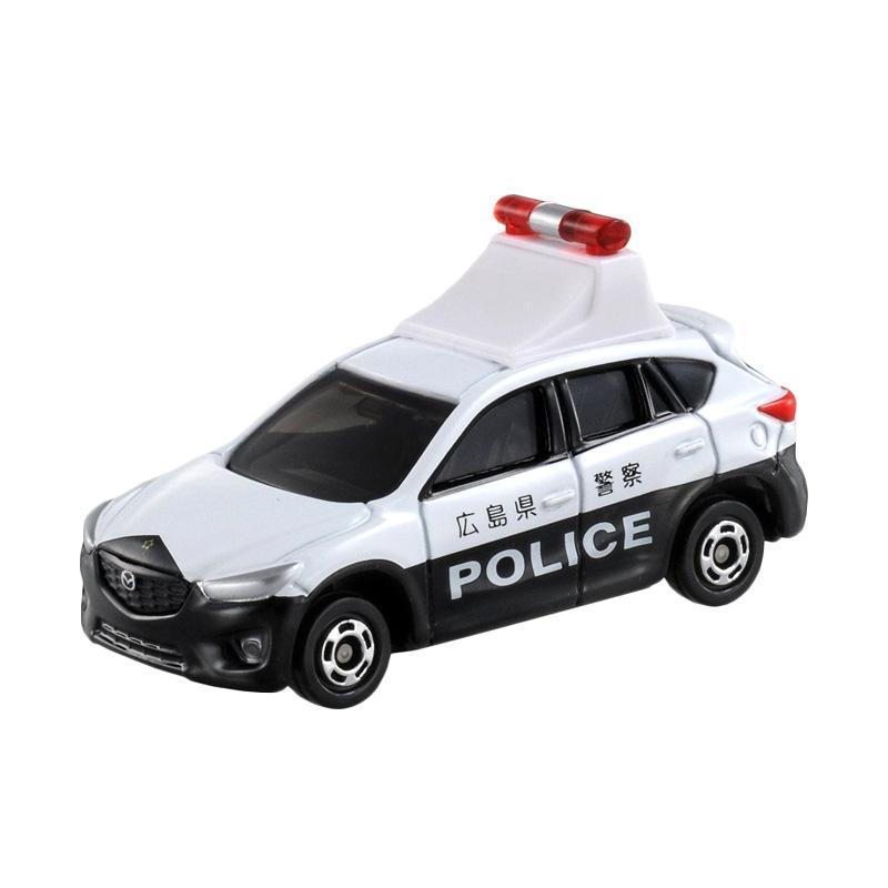 Takara Tomy Tomica Mazda CX-5 Police Car no 82 Reguler Diecast