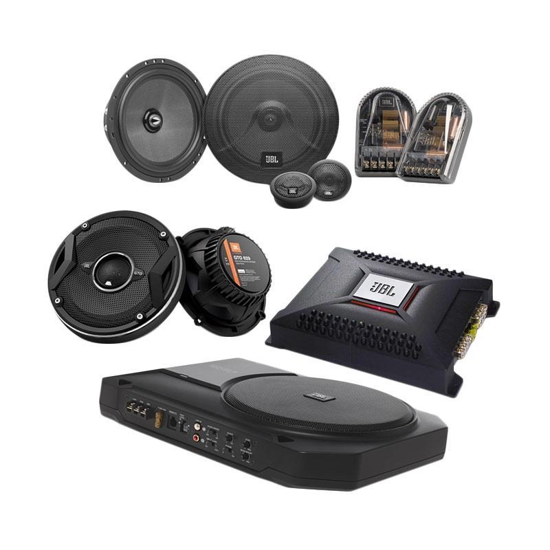 Jual Jbl Premium Fullkit Paket Audio Mobil Online Februari 2021 Blibli