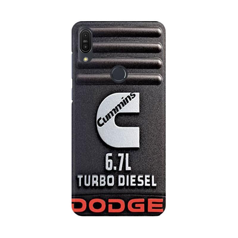 Cummins Turbo Diesel >> Flazzstore Cummins Turbo Diesel X4416 Premium Casing For Asus Zenfone Max Pro M1