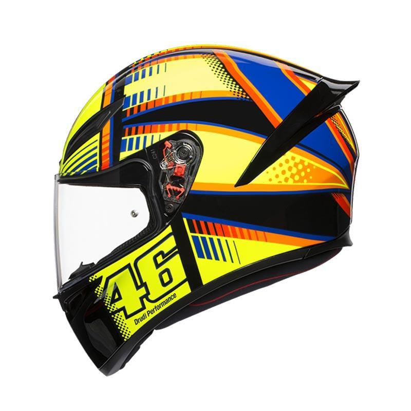 Jual Agv K1 Soleluna 2015 Helm Full Face Online Maret 2021 Blibli