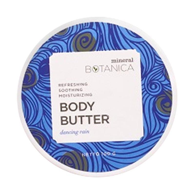 Mineral Botanica Dancing Rain Body Butter