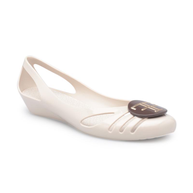 Faux Pas Paris Bel Air Sepatu Wanita Latte