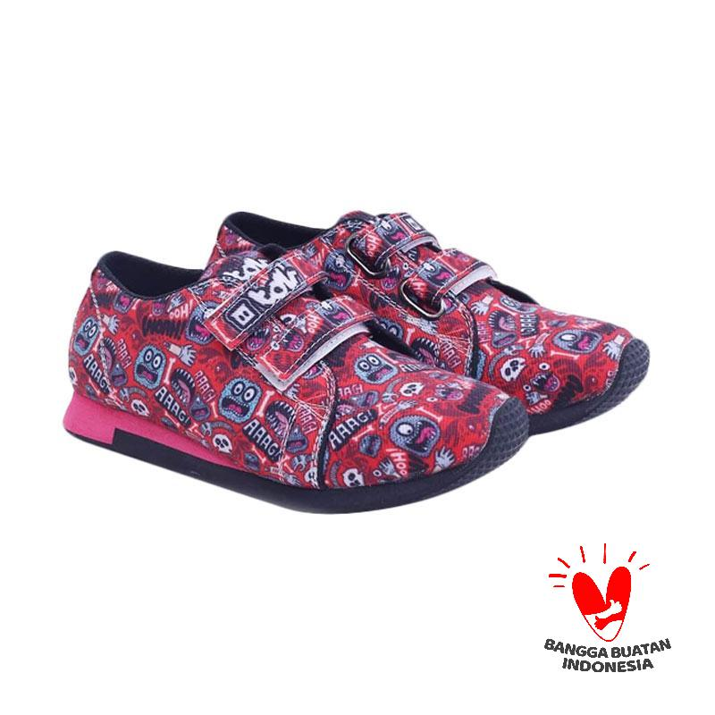 Toddler OS-623 Sepatu Sneakers Anak Laki-Laki 339554220e