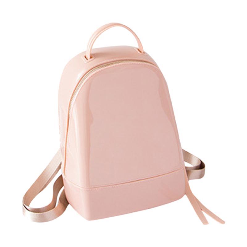 SoLoFi B097 Cadmus Jelly Backpack Wanita Solid Multicolor