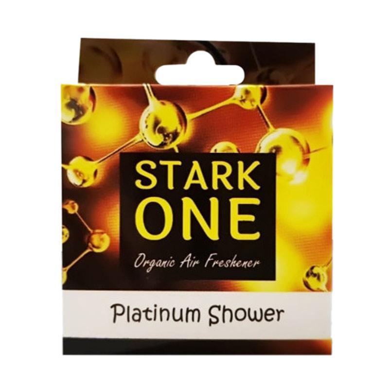 STARK ONE PLATINUM SHOWER PARFUM MOBIL GANTUNG
