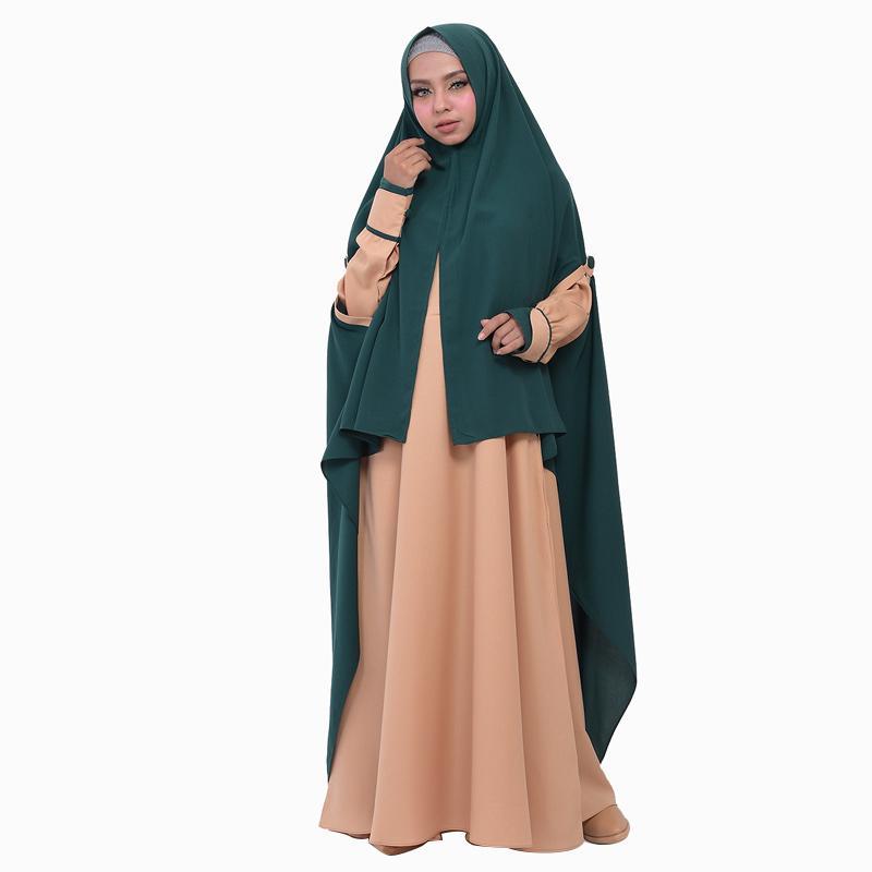 Jual Queenza By Zayidan Khimar Syar I Busui Wanita Muslimah Zainab Setelan Baju Gamis Wanita Online Januari 2021 Blibli