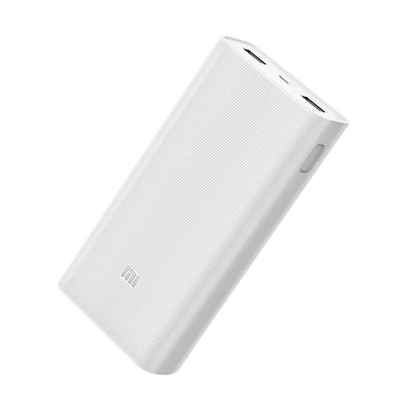 Xiaomi Mi 2C Powerbank - White [Original / 20000 mAh]