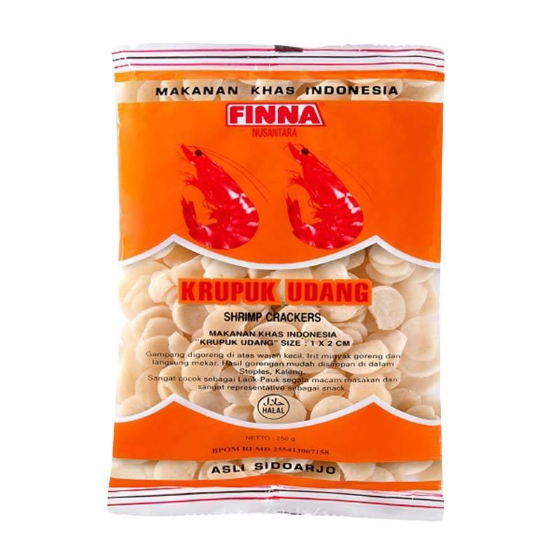 FINNA Nusantara Kerupuk Mini [250 g/ A3-12110015]