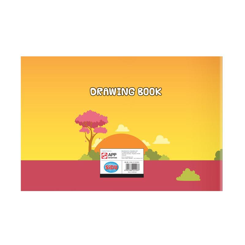 Jual Sinar Dunia Buku Gambar A4 10 Lembar Pak Online September 2020 Blibli Com