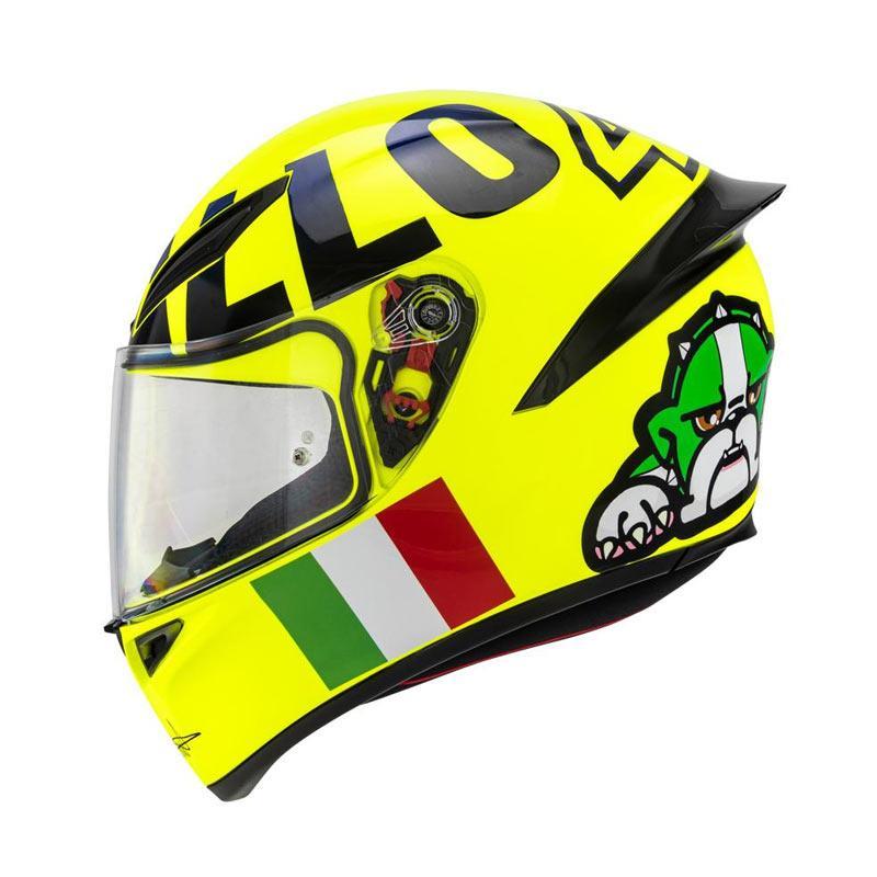 Jual Agv K1 Rossi Mugello 2016 Helm Full Face Online Maret 2021 Blibli