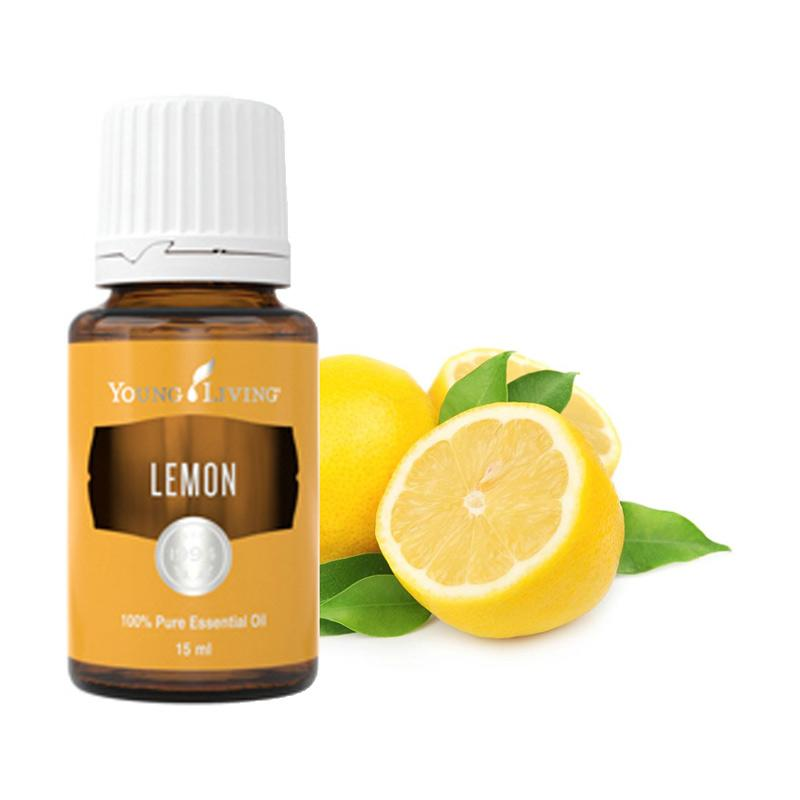 Young Living Lemon Essential Oil 15 mL