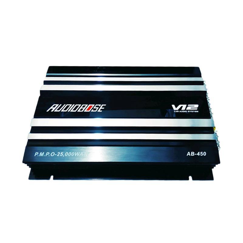 Jual Audiobose V12 Ab 450 Power Amplifier 25 000 Watt Audio Mobil Online Februari 2021 Blibli