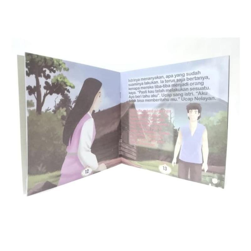 Gambar Nelayan Dan Ikan Mas Jual Bintang Indonesia Seri Fabel Dunia Janji Nelayan Dg Ikan Mas Koki Buku Cerita Edukasi Online September 2020 Blibli Com