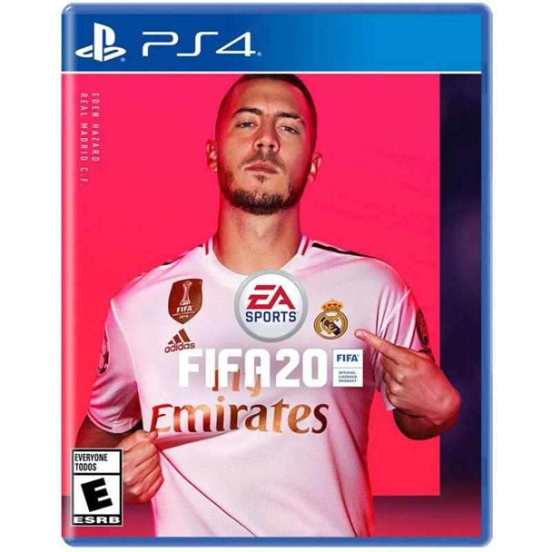 SONY Game FIFA 20 Standard Edition DVD Games