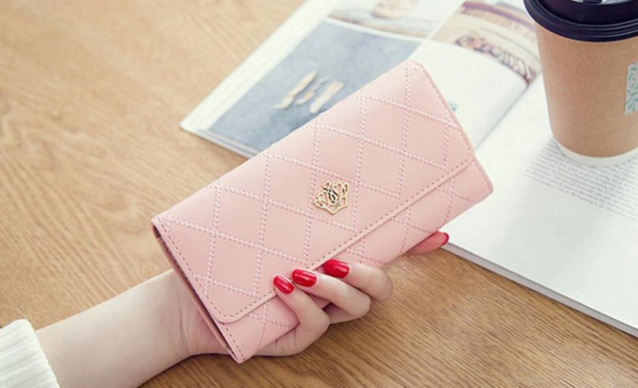 Your Home Coin Purse Fence Mesh Road Night Print Wallet Exquisite Clasp Coin Purse Girls Women Clutch Handbag