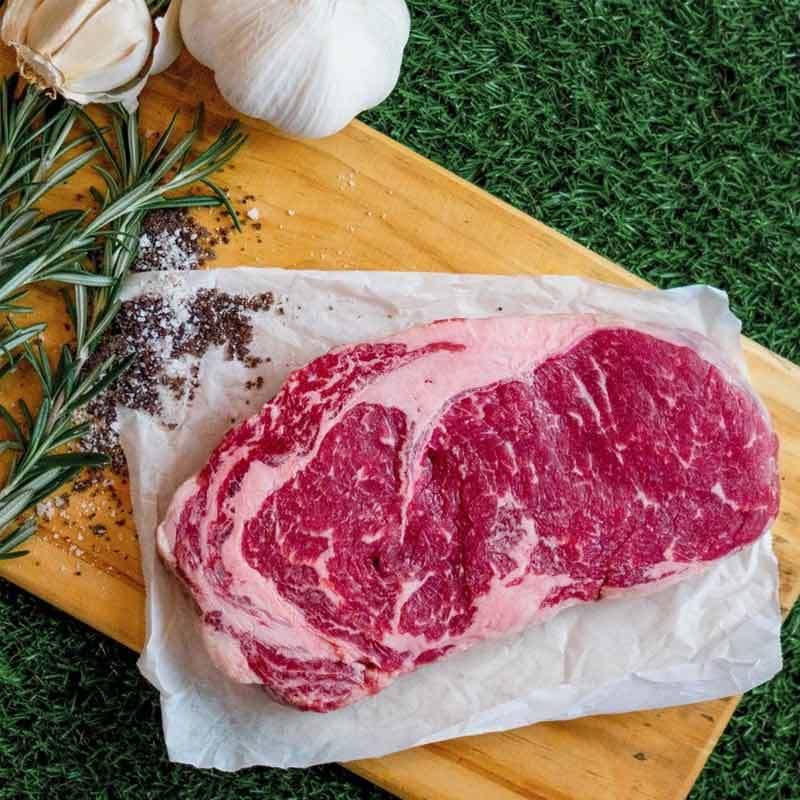 meat id Rib Eye Australia GRADE A